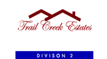 Trail Creek Estates Division 2